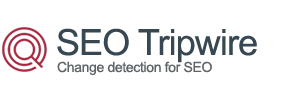 SEO Tripwire: Change Detection and Monitoring for SEO